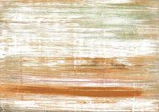 De donkere achtergrond van de vanille abstracte waterverf Stock Afbeeldingen
