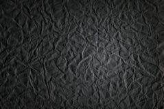 De donkere achtergrond van het document Stock Foto
