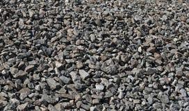 De donkere achtergrond van het granietgrint Royalty-vrije Stock Foto
