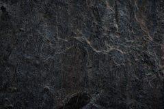 De donkere achtergrond van de het patroonaard van de stenentextuur Stock Foto