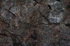 De donkere achtergrond van de het patroonaard van de stenentextuur Royalty-vrije Stock Fotografie
