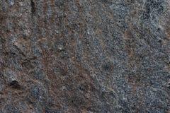 De donkere achtergrond van de het patroonaard van de stenentextuur Stock Fotografie