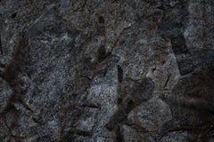 De donkere achtergrond van de het patroonaard van de stenentextuur Royalty-vrije Stock Foto