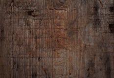 De donkere achtergrond van het pijnboomhout Royalty-vrije Stock Foto