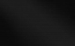 De donkere achtergrond van de koolstofvezel, illustratie stock illustratie