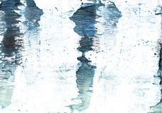 De donkere achtergrond van de lei grijze vage waterverf Royalty-vrije Stock Afbeeldingen