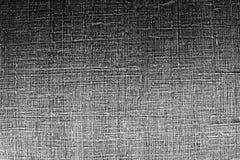 De donkere achtergrond van de linnentextuur Royalty-vrije Stock Foto's