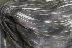 De donkere artistieke achtergrond van de stoffentextuur/Artistieke stof textur Royalty-vrije Stock Afbeeldingen