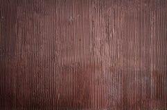 De donkere bruine achtergrond van de cementmuur Royalty-vrije Stock Afbeeldingen