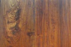 De donkere Bruine houten achtergrond van de muurtextuur Royalty-vrije Stock Afbeeldingen