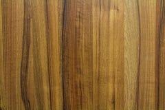 De donkere bruine houten textuur met natuurlijk patroon voor achtergrond, houten oppervlakte voor voegt tekst of het de kunstwerk Royalty-vrije Stock Afbeeldingen