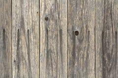 De donkere bruine houten textuur met natuurlijk patroon voor achtergrond, streeft na Royalty-vrije Stock Foto