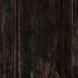 De donkere Bruine houten textuur, sluit omhoog van houten muur Abstracte rug Stock Afbeelding