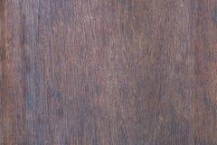 De donkere bruine oude achtergrond van de hardhouttextuur De houten muur van Grunge Royalty-vrije Stock Afbeeldingen