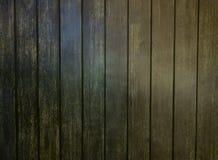 De donkere Bruine Textuur van de Plank Houten Muur met Natuurlijk Patroon Backgrou Royalty-vrije Stock Foto