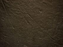 De donkere close-up van de grunge geweven muur Royalty-vrije Stock Foto