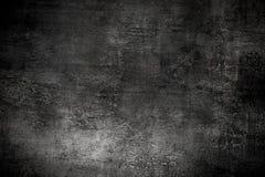 De donkere concrete achtergrond van de grungemuur Royalty-vrije Stock Fotografie