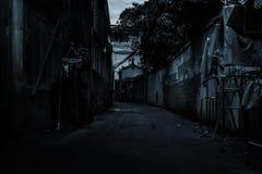 De donkere dag Royalty-vrije Stock Fotografie