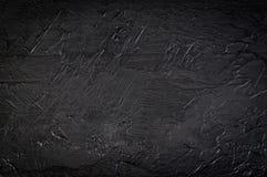 De donkere grijze achtergrond kan gebruikt als achtergrond Royalty-vrije Stock Fotografie