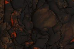 De donkere grijze zwarte achtergrond of de textuur van de leisteen Royalty-vrije Stock Afbeeldingen