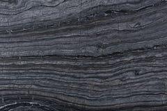 De donkere grijze zwarte achtergrond of de textuur van de leisteen Royalty-vrije Stock Afbeelding