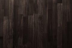 De donkere houten achtergrond van de planktextuur Royalty-vrije Stock Afbeeldingen