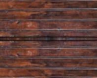de donkere houten achtergrond van het textuur grungy hardhout van natuurlijk oud hout Royalty-vrije Stock Afbeeldingen