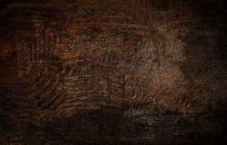 De donkere houten achtergrond van de schorstextuur met oud natuurlijk patroon donker Royalty-vrije Stock Afbeeldingen
