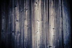 De donkere houten textuur met natuurlijke patronen Stock Foto
