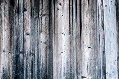 De donkere houten textuur met natuurlijke patronen Stock Afbeelding