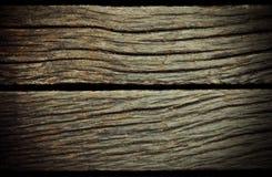 De donkere houten textuur met natuurlijke patronen Royalty-vrije Stock Afbeelding