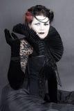 De donkere Koningin Royalty-vrije Stock Afbeelding