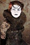 De donkere Koningin Stock Afbeeldingen
