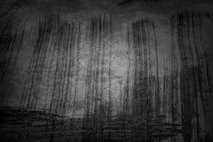 De donkere kras van de muurtextuur grunge Royalty-vrije Stock Afbeeldingen
