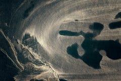 De donkere leiachtergrond of de textuur, kleur stemde van toepassing geweest Stock Fotografie