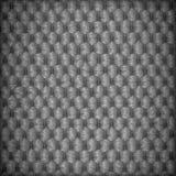 De donkere mono textielachtergrond van de toonvezel Royalty-vrije Stock Fotografie