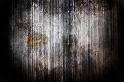 De donkere muur van het grungemetaal Royalty-vrije Stock Foto