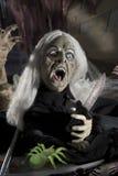 De donkere nacht van Halloween Royalty-vrije Stock Fotografie