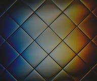 De donkere regenboog kleurt transparante glastegel Royalty-vrije Stock Foto's
