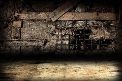 De donkere ruimte Stock Fotografie