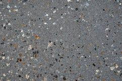 De donkere textuur, het patroon of de achtergrond van de steenmuur Stock Foto's