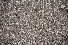 De donkere textuur van de asfaltweg Royalty-vrije Stock Foto's