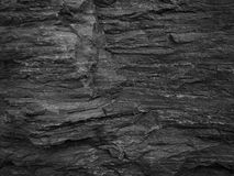 De donkere Textuur van de Steen Stock Foto's