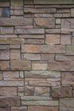 De donkere Textuur van de Zandsteenmuur Royalty-vrije Stock Afbeelding