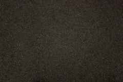 De donkere textuur van het Asfalt Stock Foto's
