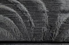 De donkere textuur van zwarte glanst hout Royalty-vrije Stock Fotografie