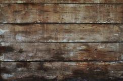 De donkere uitstekende achtergrond van de grunge houten textuur Royalty-vrije Stock Foto's