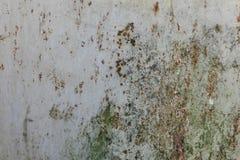 De donkere versleten roestige achtergrond van de metaaltextuur Stock Afbeelding