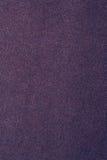 De donkere violette achtergrond van de suèdetextuur Royalty-vrije Stock Foto's