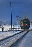 De donkere winter Royalty-vrije Stock Fotografie